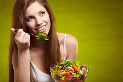Langsam essen macht schlank