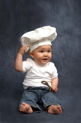 Der spielerische Weg in die Küche: Baby-Chef-App