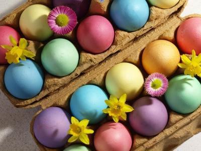 Hasen, Eier & Co. – Ostern in voller Farbe – Teil 1